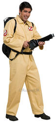 Deluxe Ghostbusters Mens Costume