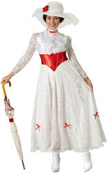 Mary Poppins Jolly Holiday Ladies Costume