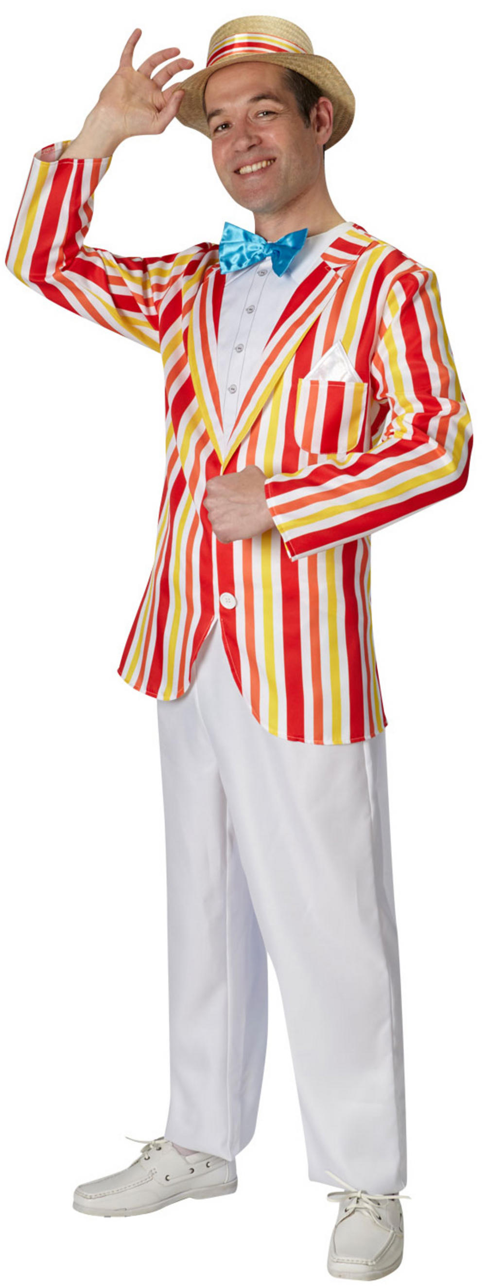 Bert Jolly Holiday Mens Costume