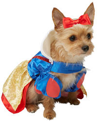 Snow White Pet Dog Costume