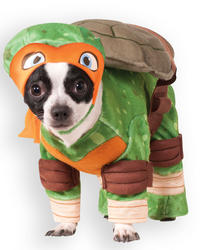 Michealangelo TMNT Pet Dog Costume
