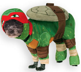 Raphael TMNT Pet Dog Costume