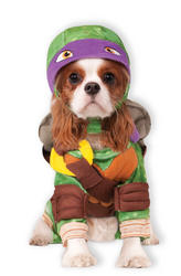 Donatello TMNT Pet Dog Costume