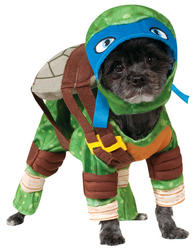 Leonardo TMNT Pet Dog Costume