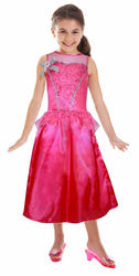 Princess Barbie Girls Costume