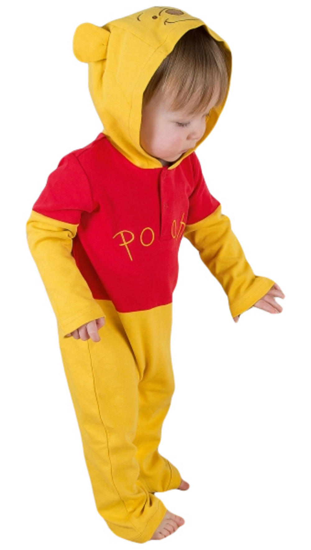 Winnie The Pooh Infants Romper Costume Boy S World Book
