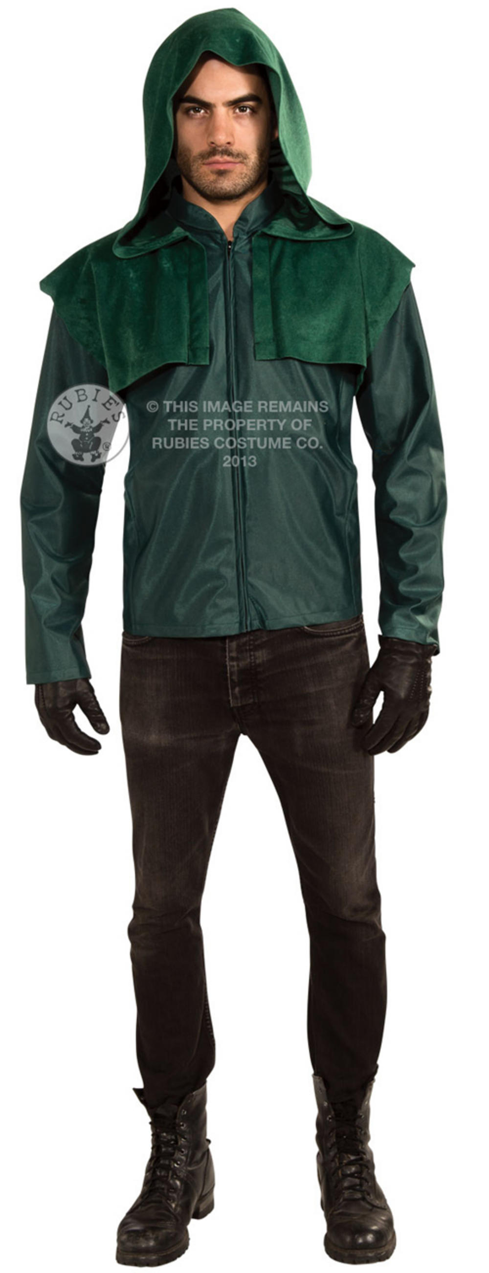 Green Arrow Mens Costume