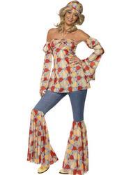 70s vintage Hippie Costume