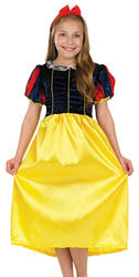 Snow White Girls Fancy Dress