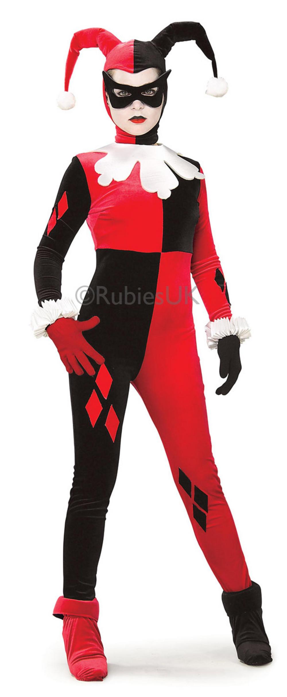 Harley Quinn Ladies Costume