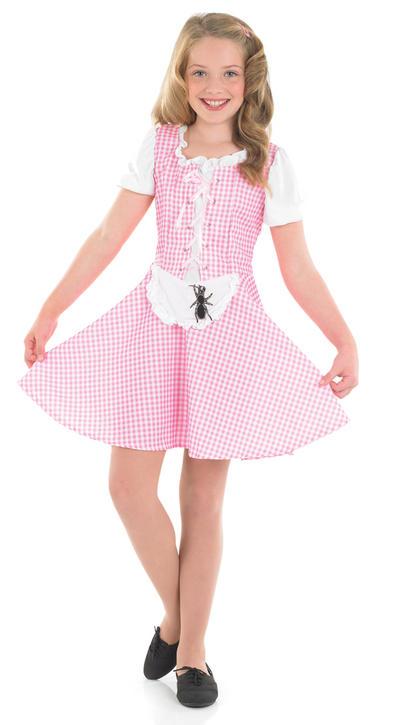 Miss Muffet Girls Fancy Dress