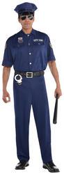 Police Officer Mens Fancy Dress