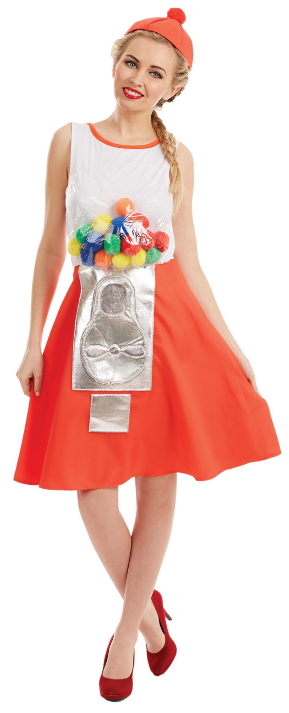 Gumball Ladies Costume