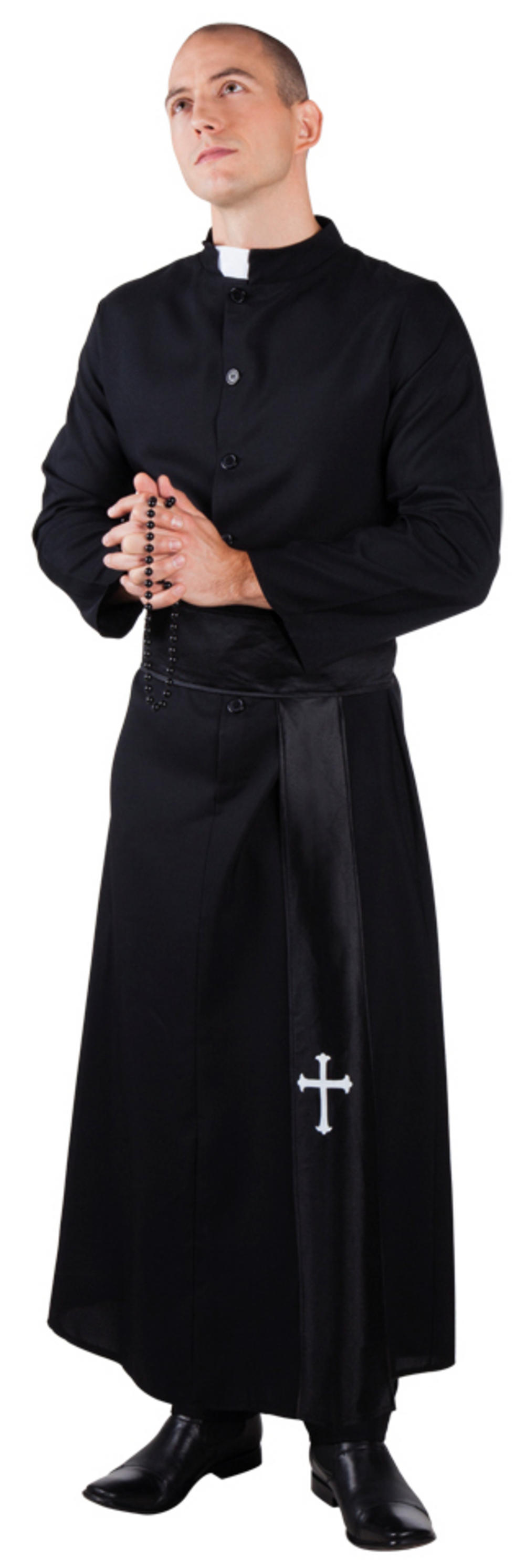 Holy Priest Mens Costume