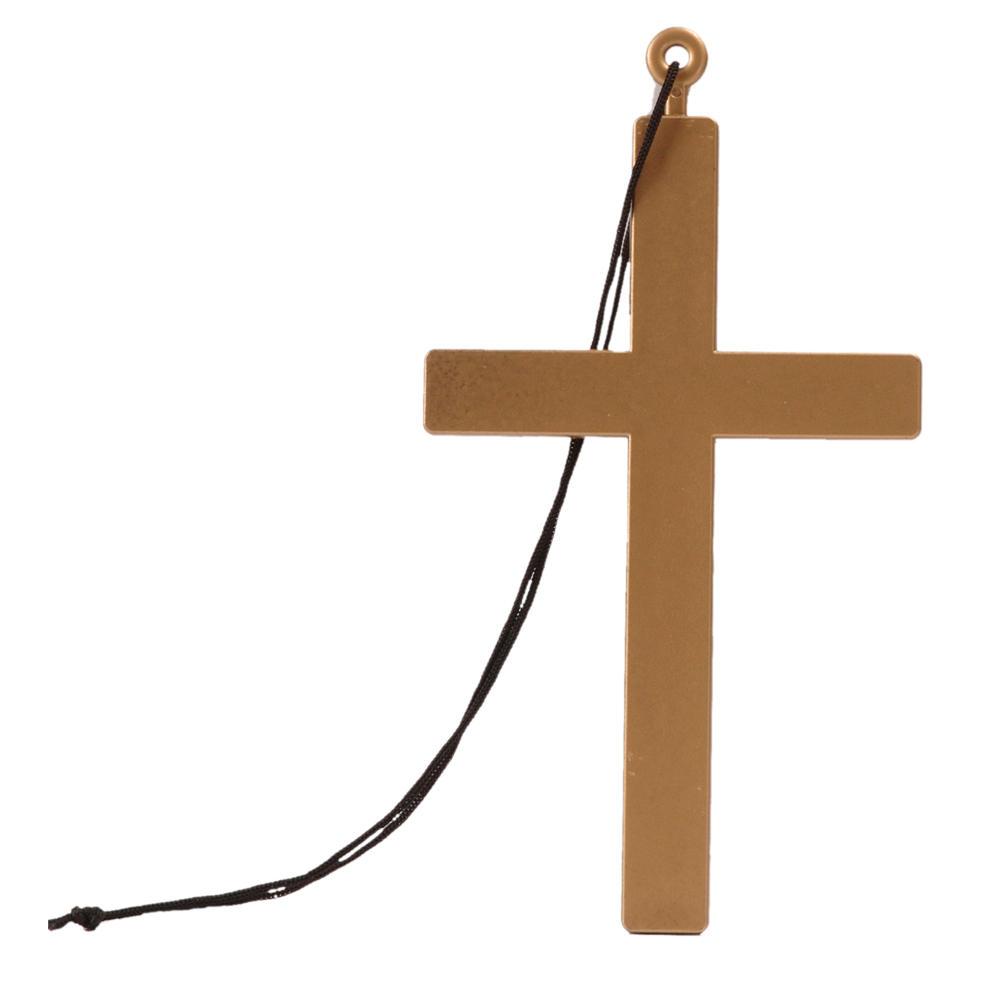 Priest Cross Necklace