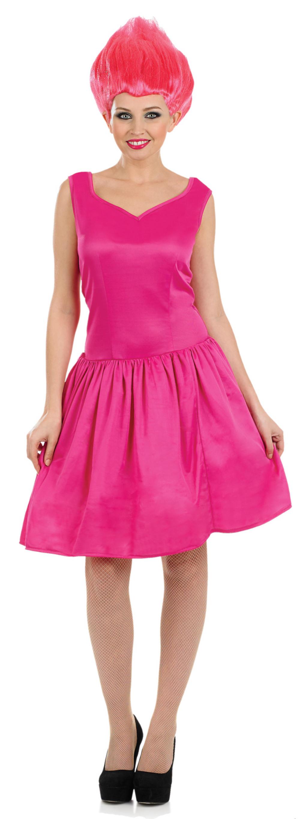 Pink Pixie Ladies Costume