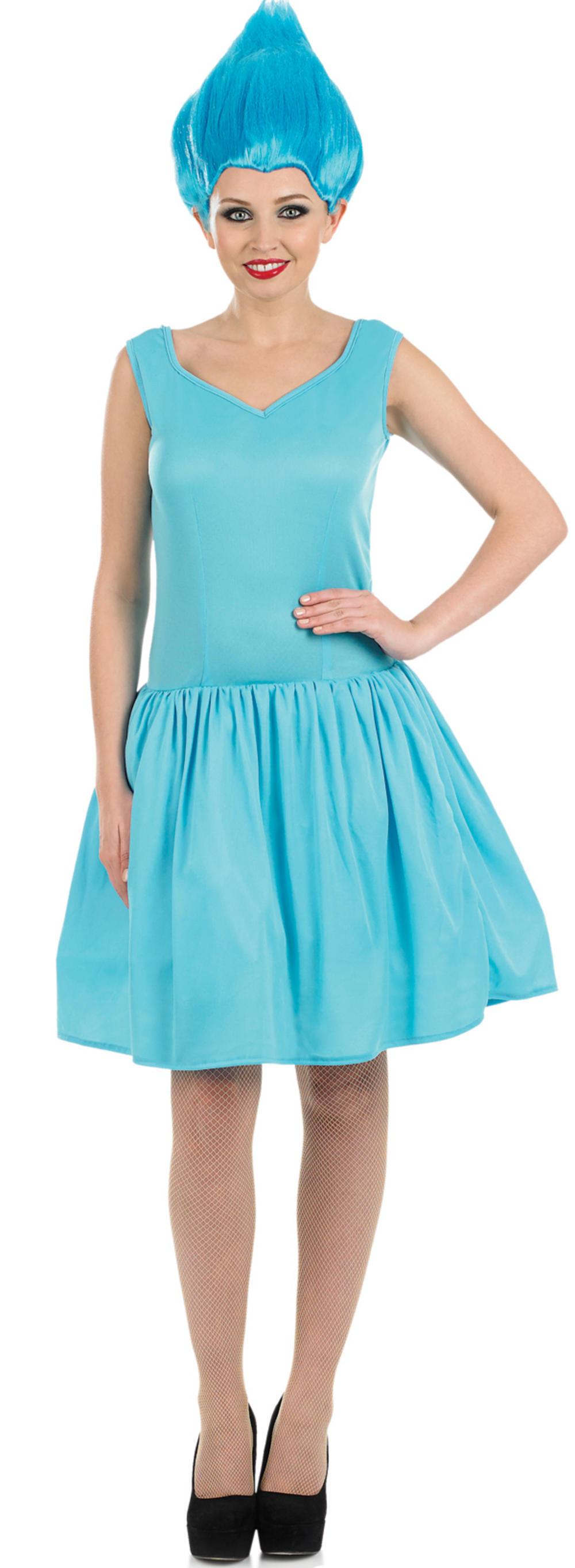 Blue Pixie Ladies Costume