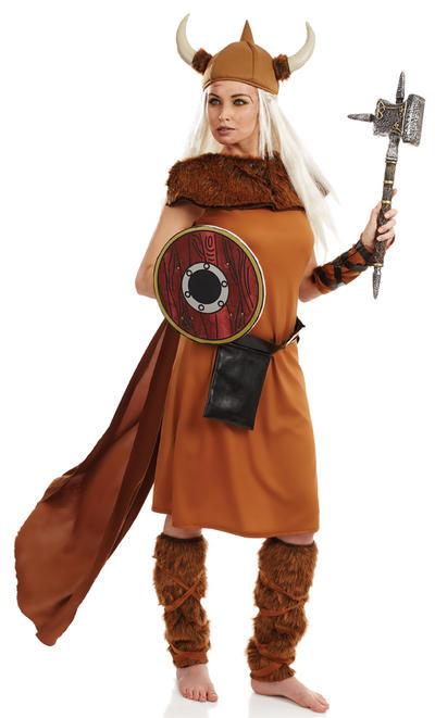 Viking Ladies Costume