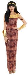 Egyptian Queen Ladies Fancy Dress Costume