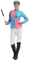 Jockey Ladies Costume