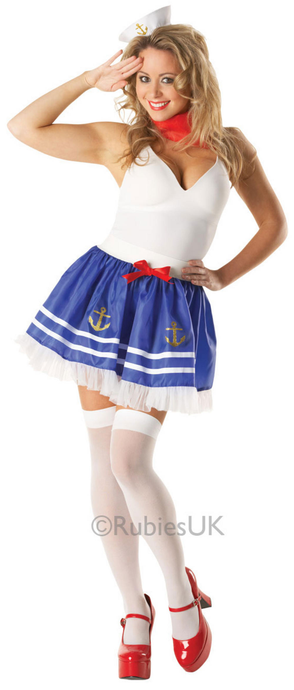 Sailor Tutu Costume Set