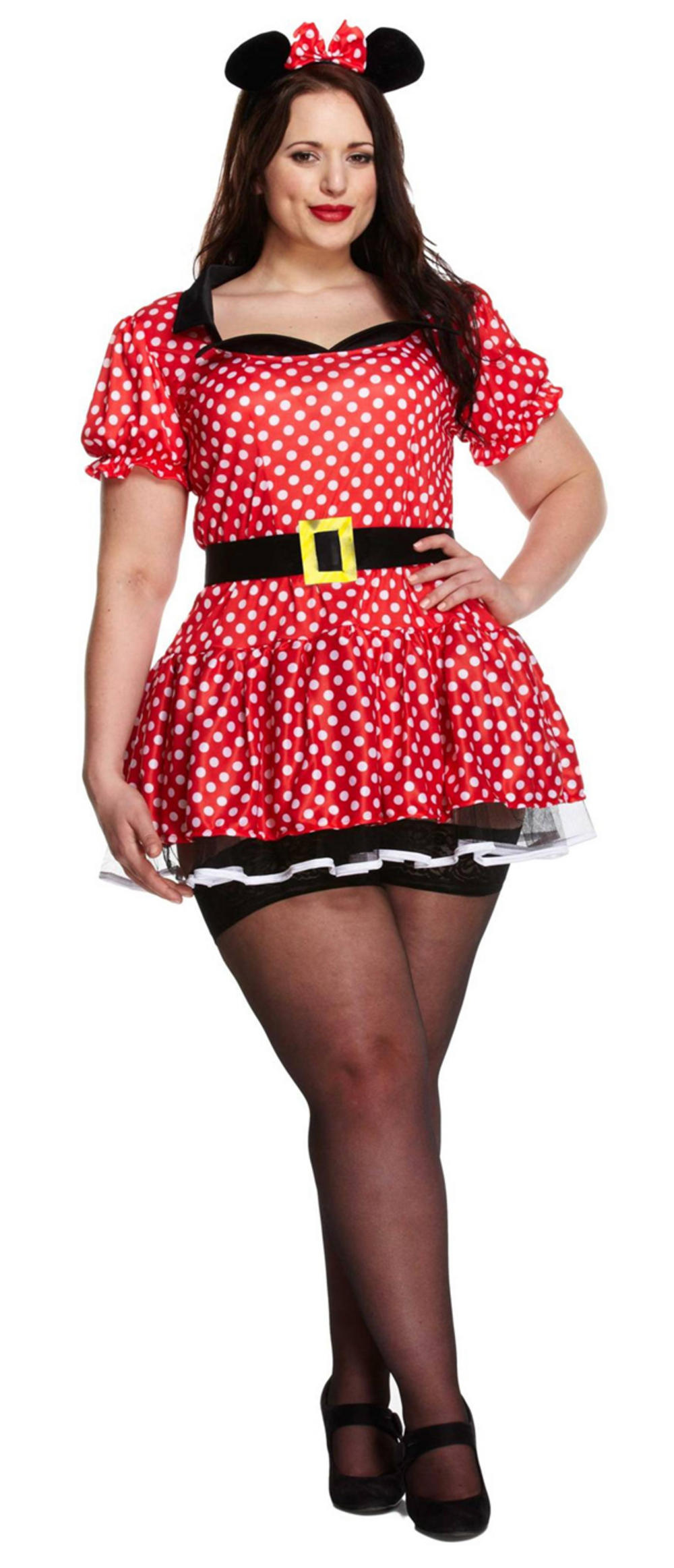Plus Size Sexy Mouse Ladies Costume