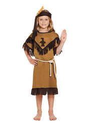 American Indian Girls Costume