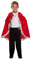 Kings Child Costume Capes