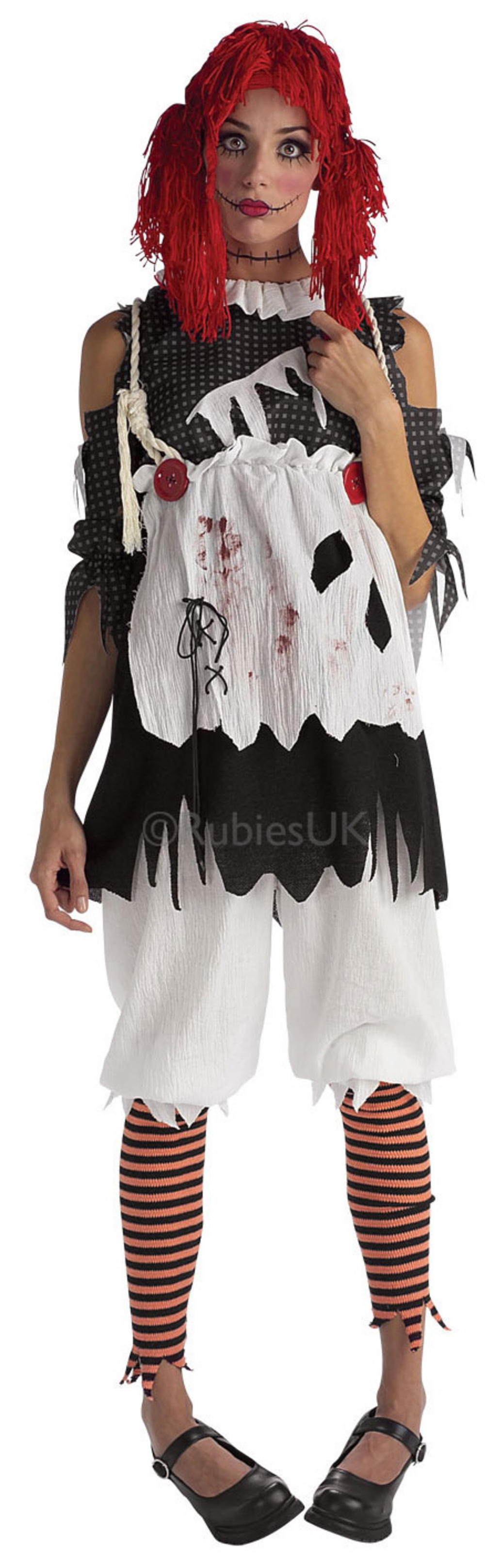 Ragdoll Ladies Costume