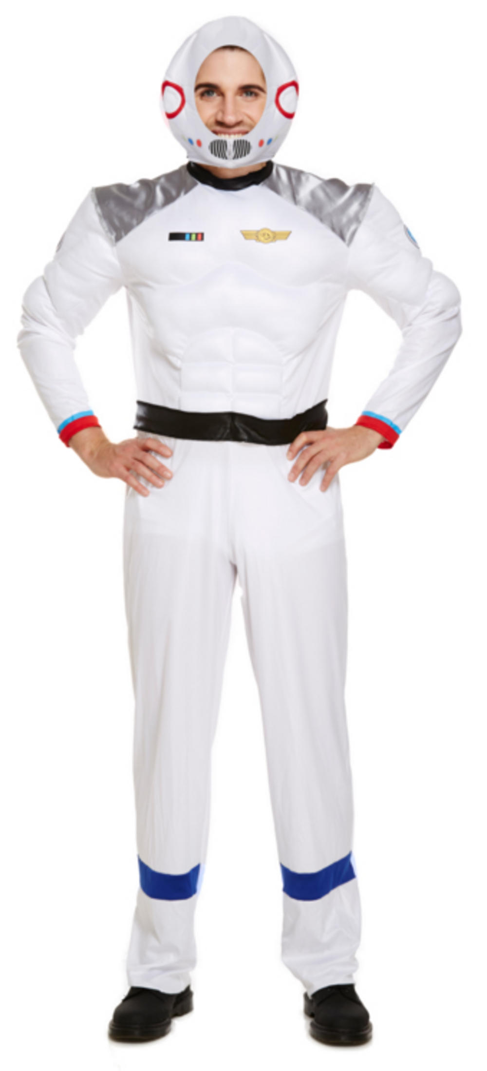 Spaceman Mens Costume