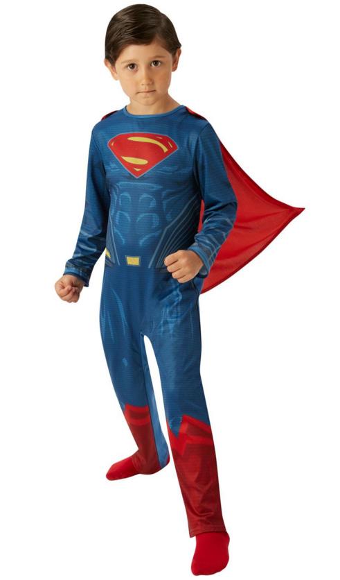 Sentinel Batman v Superman Kids Fancy Dress Dawn of Justice Superhero Childrens Costumes  sc 1 st  eBay & Details about Batman v Superman Kids Fancy Dress Dawn of Justice Superhero Childrens Costumes