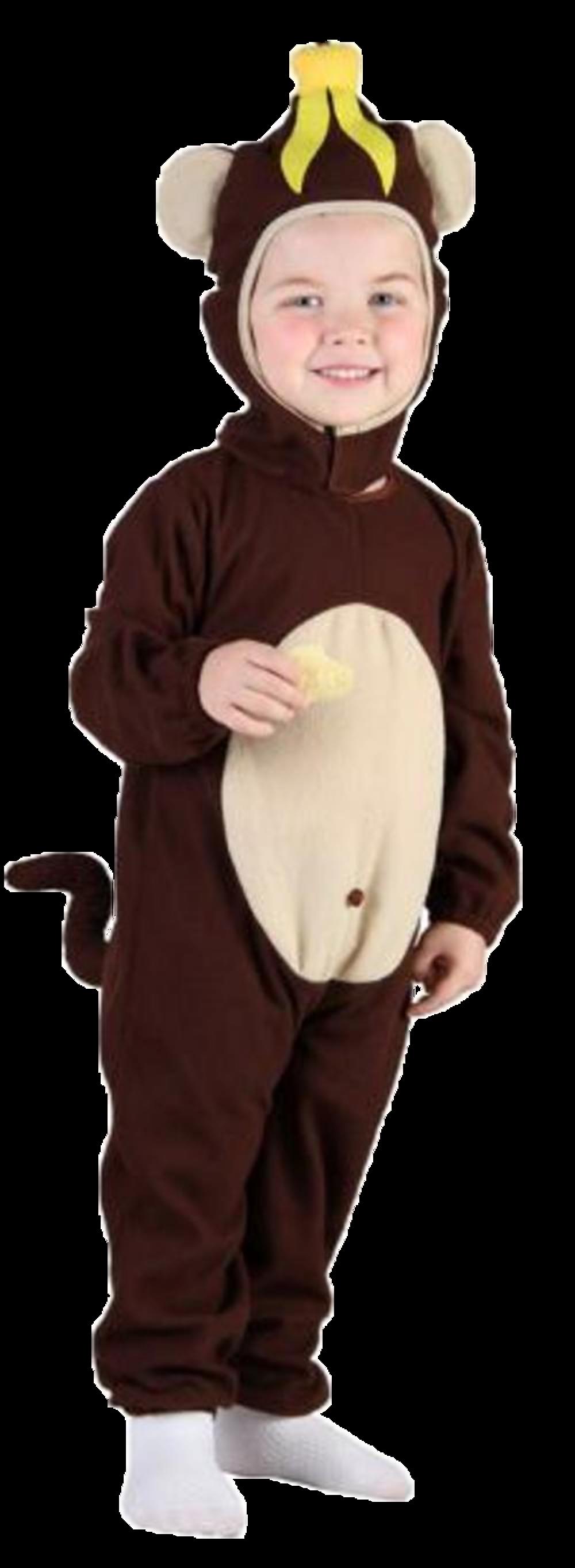 Kids Toddler Monkey Costume Animal Costumes