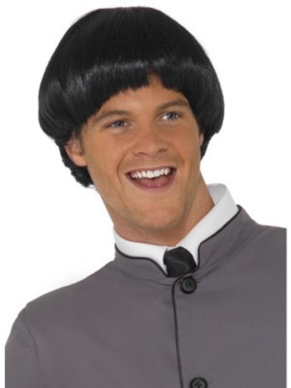 60s Bowl Wig