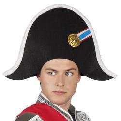 Gendarme Hat Costume Accessory