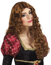 Brown Marion Wig