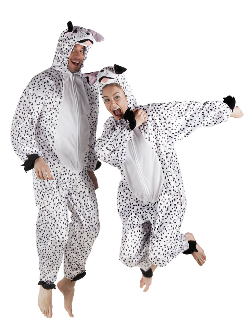 Plush Dalmatian Adults Costume