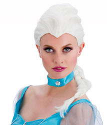Elsa Princess Ladies Wig