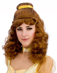 Beautiful Belle Princess Ladies Wig