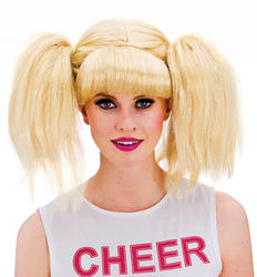 Cheerleader Ladies Wig