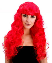 Red Foxy Ladies Wig