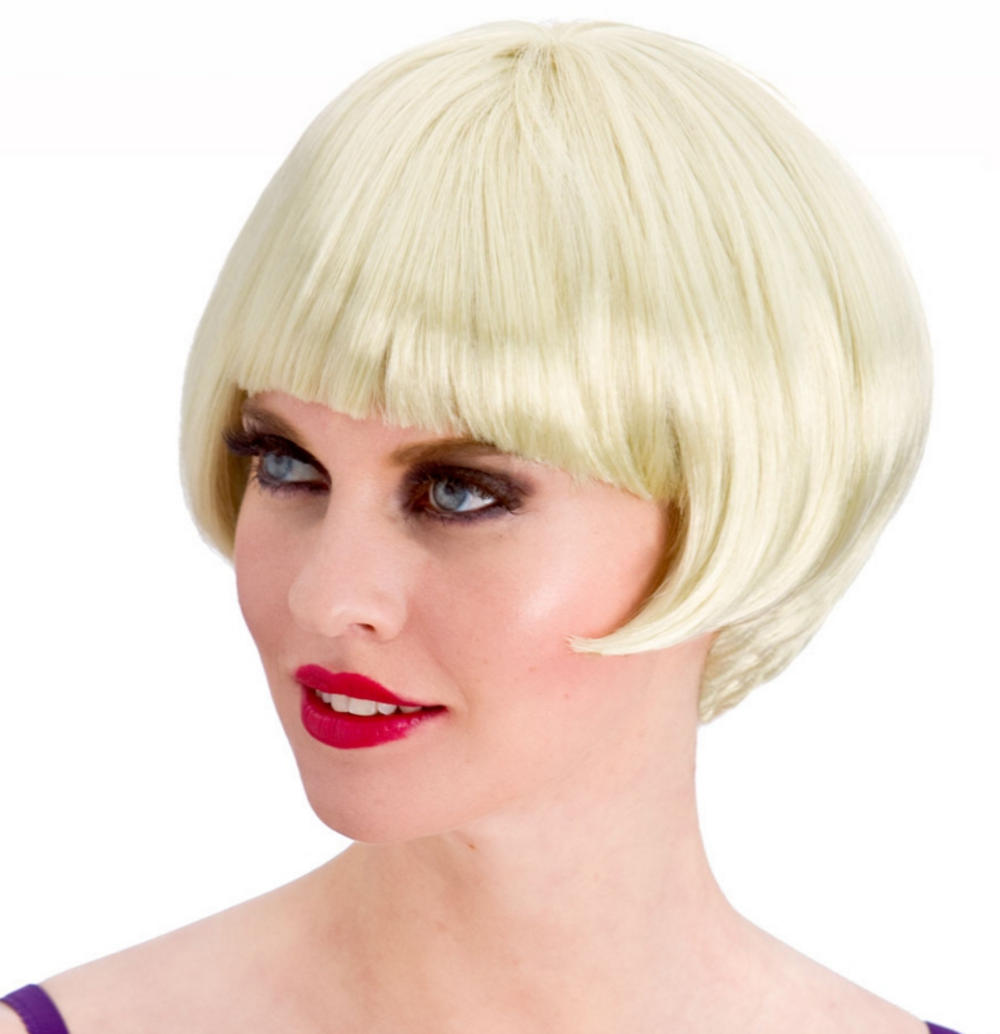Blonde 1920s Flapper Ladies Wig