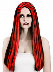 Vampiress Ladies Wig