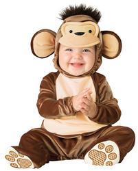 Mischievous Monkey Baby Costume