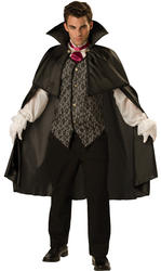 Midnight Vampire Mens Costume