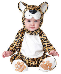 Leaping Leopard Baby Costume