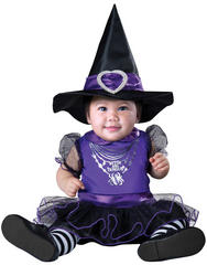 Witch and Famous Baby Costume