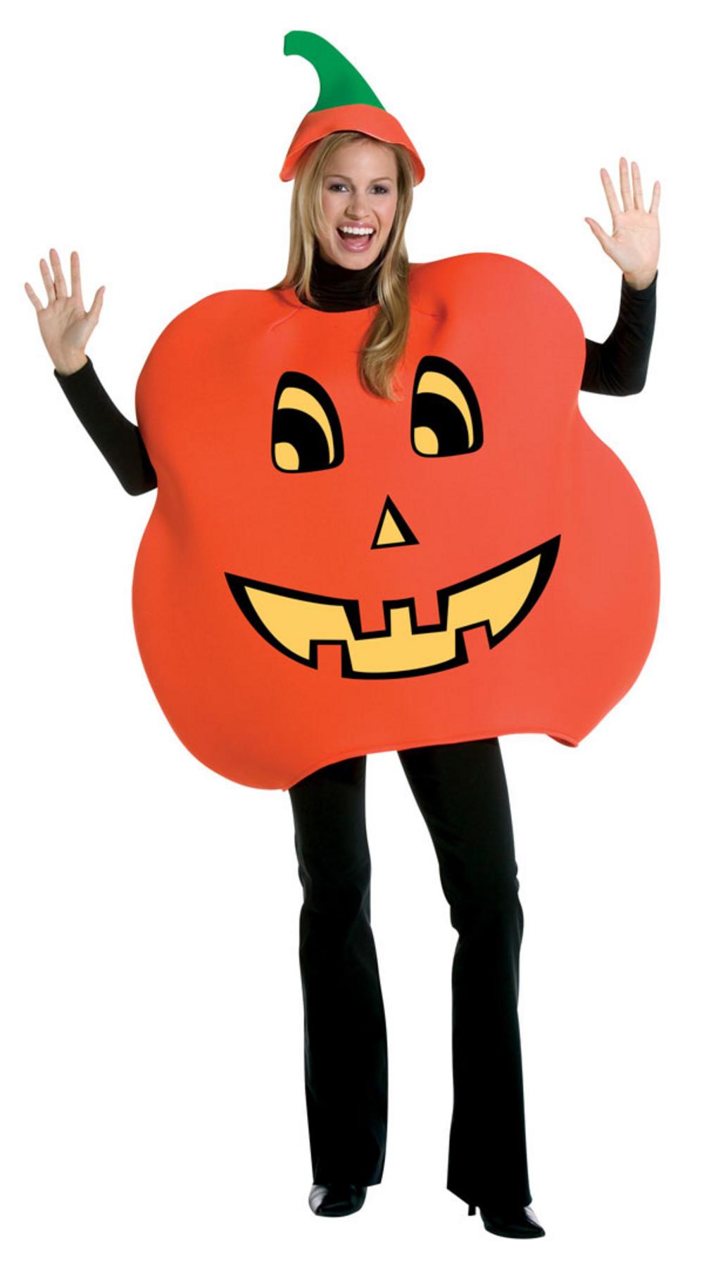 Pumpkin Adults Fancy Dress