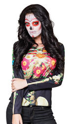 Day of the Dead Ladies Shirt