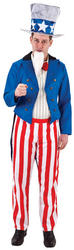 Uncle Sam Mens Costume