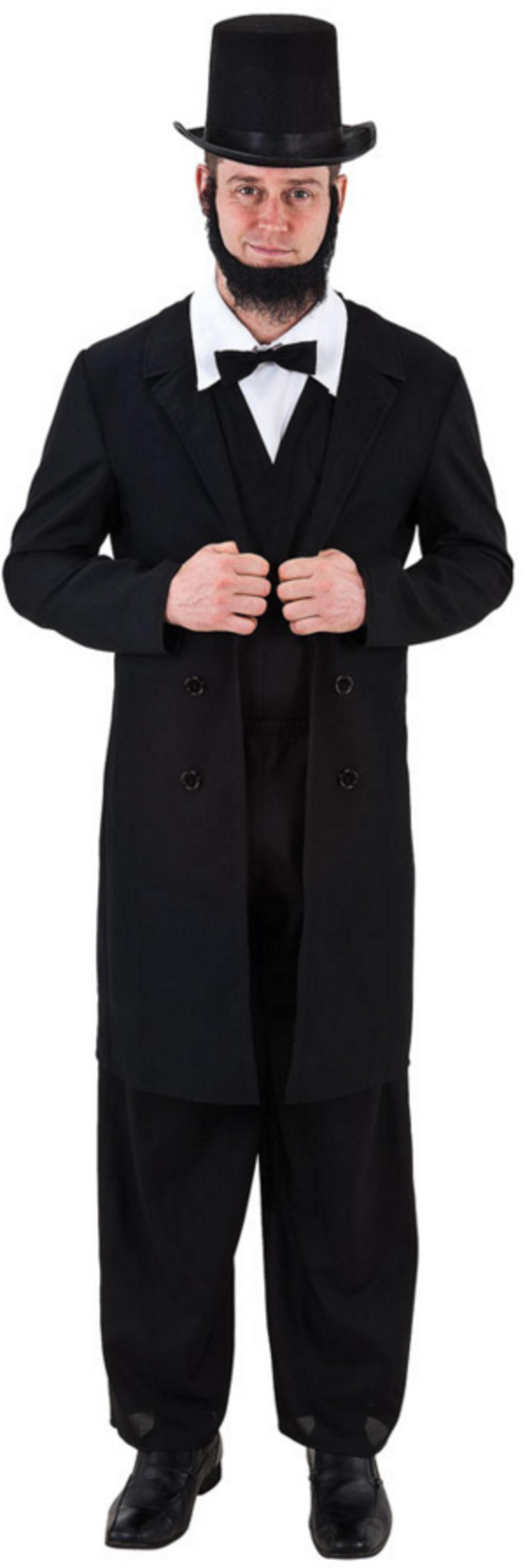 Abraham Lincoln Mens Costume